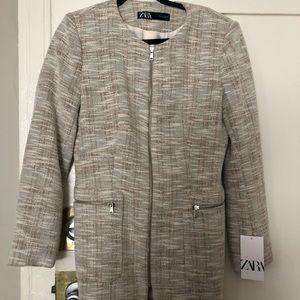 Zara jacket (with tags!)